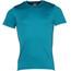 Triple2 TUUR t-shirt Heren turquoise